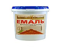 Эмаль акриловая ІРКОМ ІР-116 универсальная матовая белая 2,5л