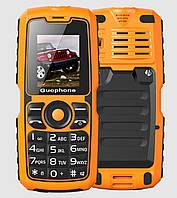"""Защищенный мобильный телефон Guophone V3S 1,77"""" Гарантия"""