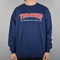 Thrasher свитшот | Бирки | Кофта Трешер мужская качественная реплика