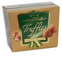 Конфеты трюфели Fancy Truffles hazelnut flavour Maitre Truffout , 200 гр