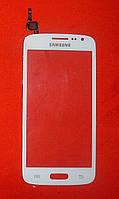 Сенсор Тачскрин Samsung G3812 / Galaxy Win Pro Б/У!!! Original белый