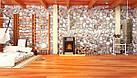 Отопительная печь-камин длительного горения AQUAFLAM VARIO LEND (серый), фото 8