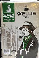 Чай Welles зеленый 100гр