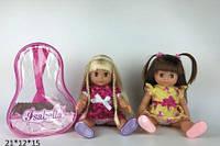 """Кукла 25см YL1702K-C """"Isabella"""" 2в.сумка 21*12*15 ш.к./36/"""