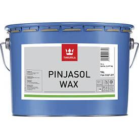 Декоративная пропитка-антисептик Tikkurila Pinjasol Wax Сосна 3л