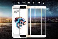Защитное стекло для Xiaomi Mi A1 (3 цвета)