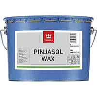Декоративная пропитка-антисептик Tikkurila Pinjasol Wax Дуб 3л