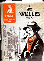 Чай Welles OPA 100гр, черный