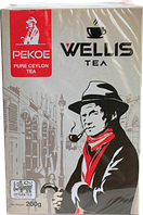 Чай Wellis pekoe 100гр
