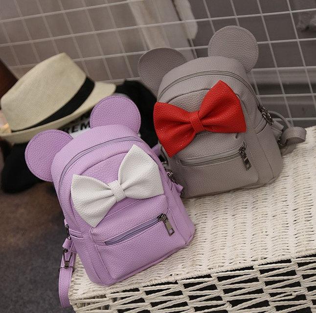f3a0e2bfac7e Рюкзаки для подростков модные купить в украине с ушками: продажа ...