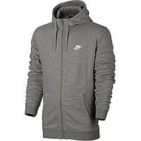 Кофта Nike M NSW Hoodie FZ FT Club 804391-063