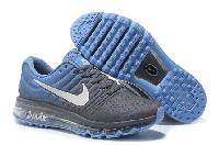Кроссовки Nike Air Max 2017 Grey/Blue