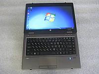 14 ноутбук HP 6465b Quad A6-3410M 3G 250G 6520G(512M) web-cam АКБ 3ч#861