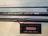 Карповое удилище BratFishing Baloo Carp 3.9м (3,5lbs) carbon im 8