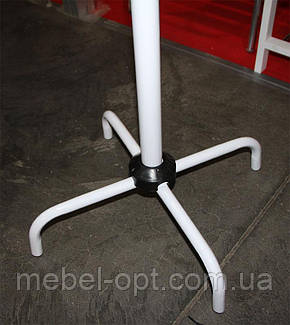 Напольная вешалка для одежды Кактус CH-4010-WT, белая, фото 2