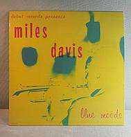 CD диск Miles Davis - Blue Moods
