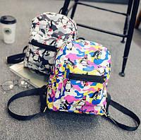 Рюкзак со стильным принтом