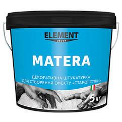 Декоративная штукатурка Element Decor Matera 5кг (Riviera & Itaka)