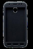 Чохол силіконовий 360 для Samsung Galaxy J3 2017 SM-J330F Black