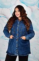 Зимняя куртка деми женская большого размера недорого в интернет-магазине Украина Россия ( р. 48-56 )