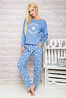 Пижама женская хлопковая NADIA 1190 TARO Польша