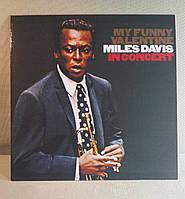 CD диск Miles Davis - My Funny Valentine, фото 1