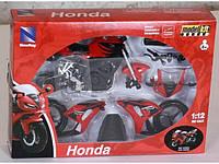 N.R.Мотоцикл сборка (1:12) HONDA