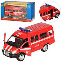 Газель 6404 E Пожарная охрана 14,5-8-5,5см