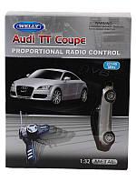Welly. Р/у Модель 1:34 Audi TT //