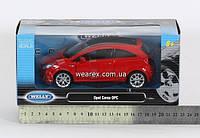 Welly. Модель 1:24 Opel Corsa OPC /6/