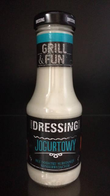 Соус Йогуртовый Дрессинг, Dressing Grill&Fun - Jogurtowy