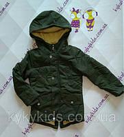 Зимняя куртка для мальчика. Тм Nature ( от 4 до 9 лет)