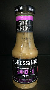 Соус Фрранцузский Дрессинг, Dressing  Grill&Fun - Francuski