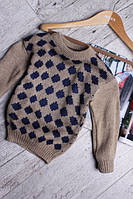 Детские свитера осень-зима пр-во Турция оптом 3-5 лет в ассортименте
