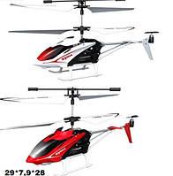 Р.У.Вертолет Syma S5 с гироскопом,аккум.метал.USB,свет.2цв.кор.29*7,9*28 ш.к./24/