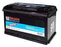 Аккумулятор Hagen 6СТ-74 Евро (57412)