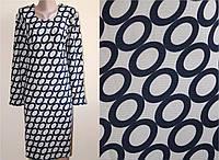 Шикарное платье из ткани кукурузка