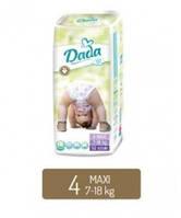 Подгузники Dada Premium Extra Soft 4ка (maxi 7-18кг) 52 шт