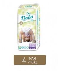 Подгузники Dada Premium Extra Soft 4ка (maxi 7-18кг) 52 шт  продажа ... 52ae0c8f6d5
