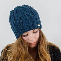 "Вязаная женская шапка ""Zara"""