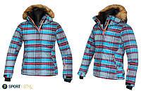Горнолыжная женская курточка (лыжная) розмір S (36)