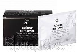 Средство для удаления краски с волос ID HAIR Colour Remover Sachets саше 1 шт. 25 г