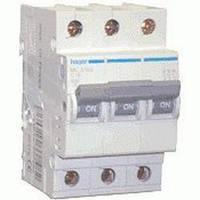 Автоматичний вимикач MB316A ln=16А, 3р, B, Hager