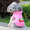 """Свитер, толстовка """"Клубничка"""" для собаки, кошки. Одежда для собак, кошек, фото 6"""