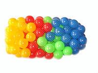 Пластиковые шарики 200 шт