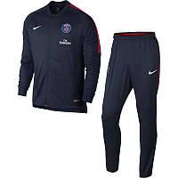 Спортивный костюм Nike Paris Saint Germain Trainingspak 2017-2018 854626-414