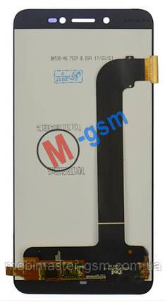 LCD модуль Prestigio Grace Z5 PSP5530 черный, фото 2