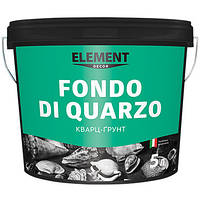 Адгезивный кварц-грунт Element Decor Fondo di Quarzo