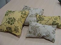 Комплект подушек  беж оливка зелень, 4шт, фото 1