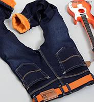 Зимние мужские джинсы LEE 32-40 размеры